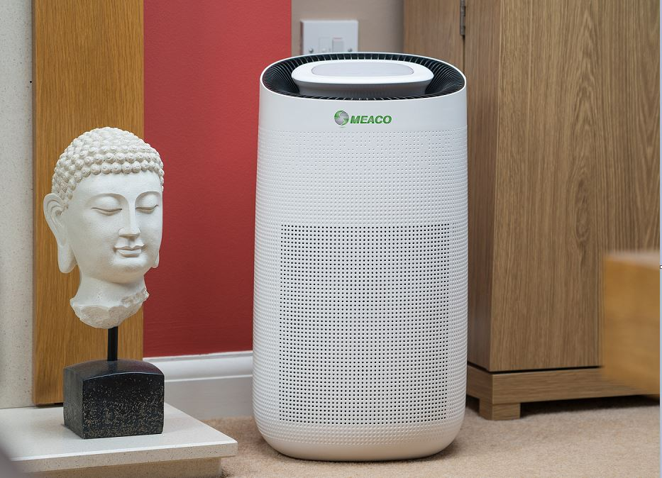 MeacoClean Wi-Fi Air Purifier 76x5